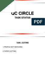 QC Circle Status