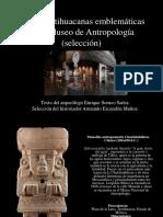 Piezas teotihuacanas emblemáticas en el Museo de Antropología.pdf