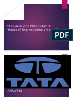 Tata Final Presentation