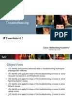 Cisco Advanced troubleshooting