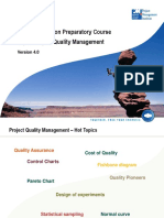 PMP Project Quality Management PMBOK V4.0