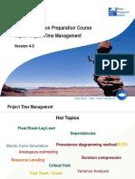 PMP Project Time Management PMBOK V4.0