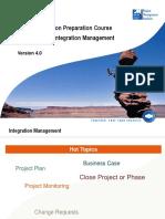 PMP Project Integration Management PMBOK V4.0