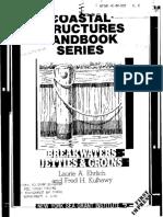 Coastal Engineering Handbook Breakwaters Jetties and Groins