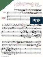 Análisis Torelli-Concerto Op.8 No.2 1º Mov. Allegro