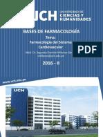 2016-II Clase 7 Farmacologia