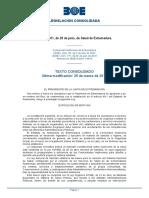 Ley 10_2001, De 28 de Junio, De Salud de Extremadura.
