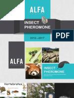 Insect Pheromone-Alfa Chemistry