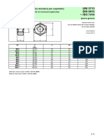 Fasteners Dimension ISO 5713