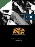 ARISE- The Sri Lankan Metal Music Documentary (Press Kit)