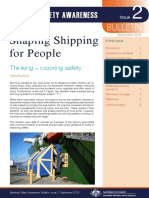 AMSA - BULLETIN Thinking – Mooring Safety