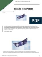 As Lógicas Ilógicas Da Terceirização - Le Monde Diplomatique