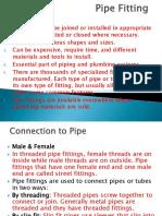 Pipe Fiings