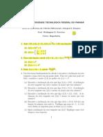 APS 1 - Funções