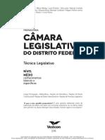 Camara Legislativa Tecnico Legislativo