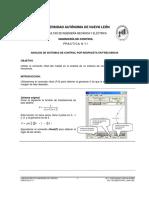 Practica 11 - Analisis de Sistemas de Control Por Respuesta en Frecuencia