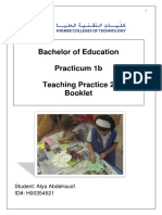 tp booklet practicum 1b - 2017  1
