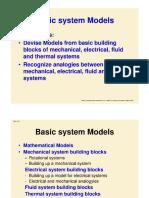 Unit 3 - System Models