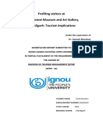 IGNOU MTM-16 Dissertation