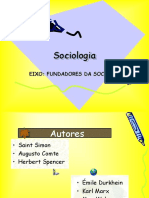 Sociólogos Clássicos