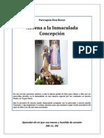 2017 Novena de La Inmaculada (1)