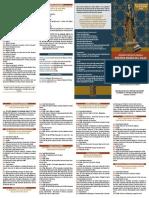 Programa Fiestas Marianas