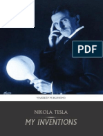 My Inventions - The Autobiography of Nikola Tesla.epub
