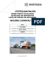 Wirtgen SM 2200