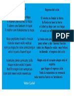 Poema en Mapudungun