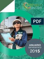 Anuario Estadistico Anh 2015