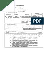 SESIÓN DE APRENDIZAJE Texto Descriptivo.docx