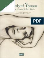 Laure Murat - Cinsiyet Yasası Üçüncü Cinsin Kültür Tarihi.pdf