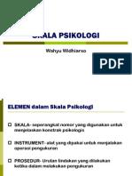 2 - Skala Psikologi