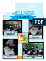 Wellness Grade 9