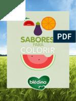 Blédina - Sabores Para Colorir