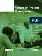 Arup Future of Project Management2