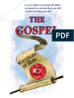 The Gospel, Ron Shea..pdf