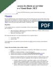 Como Criar o Acesso Do Cliente Ao Servidor Remoto Usando o Visual Basic