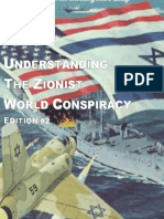Zionism is a Cultural Cancer