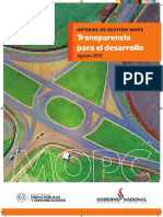 Revista Mopc- Conainco- 2017