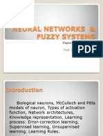 NEURAL NETWORKS  & FUZZY SYSTEMS.ppt