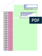 Planilla Excel Para Analizar Mmpi2