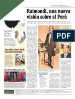 Raimondi, Una Nueva Visión Sobre El Perú