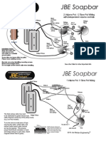 Soapbar Wiring Diagram 2 and 4 Pots