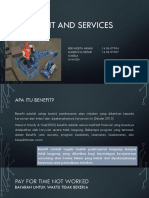 Ppt Benefits n Services