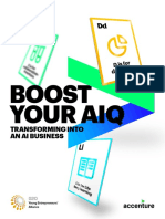 Accenture Boost Your AIQ