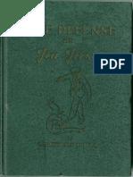 Dewey Mitchell - Self Defense or Jiu Jitsu - 1942