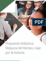 Maquina Del Tiempo Viaje Por La Historia 1477044918432