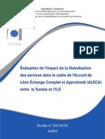 Evaluation Impact Services Aleca