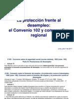 Taller - La Reforma de La Protección Social Contra El Desempleo